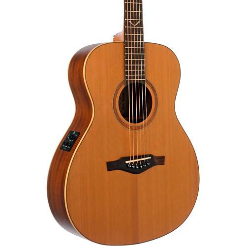 EKO EVO Series Auditorium Acoustic-Electric Guitar thumbnail