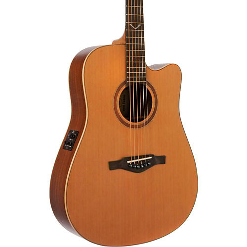 EKO EVO Series Dreadnought Acoustic-Electric Guitar thumbnail