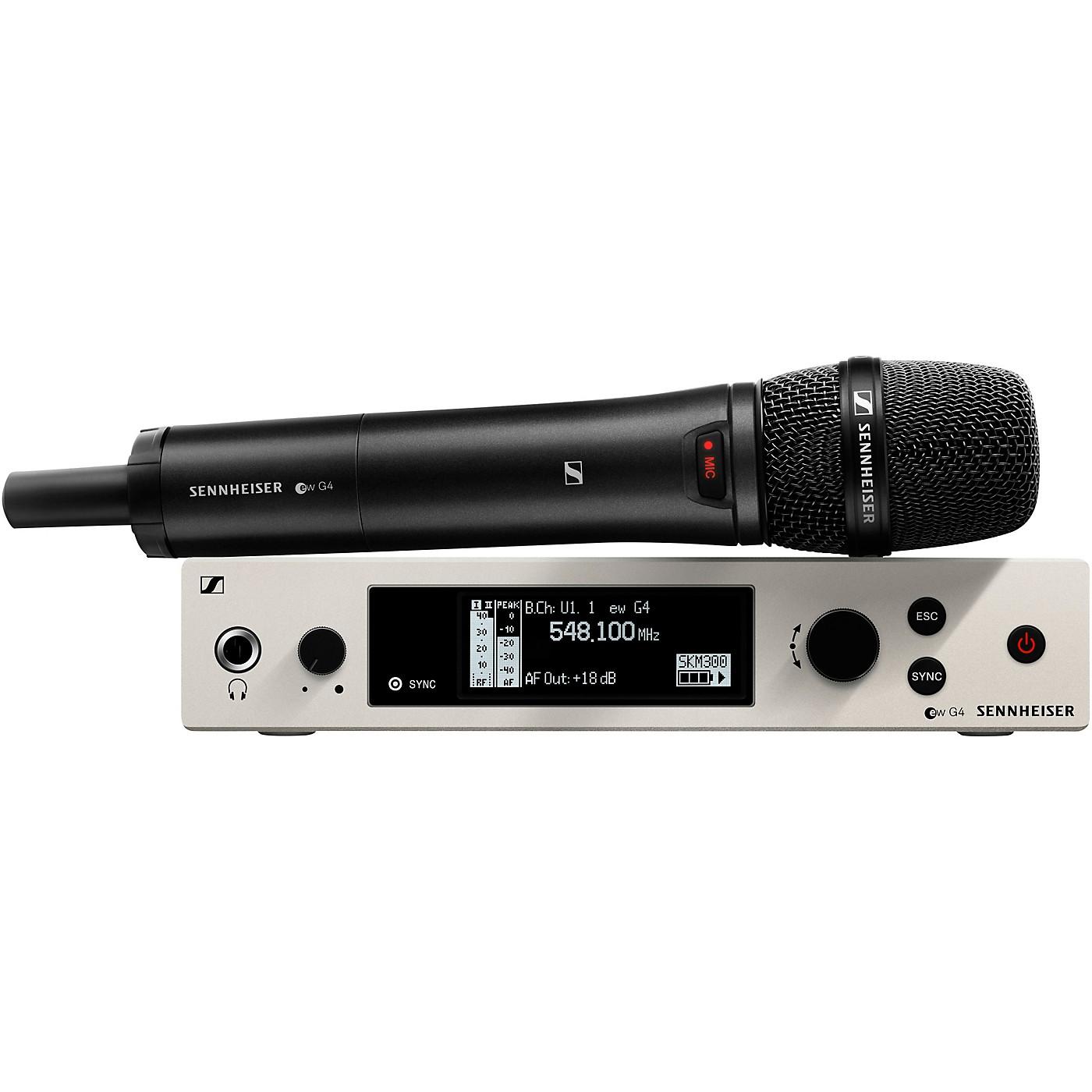 Sennheiser EW 300 G4-BASE-SKM-S Handheld Wireless System, No Capsule thumbnail