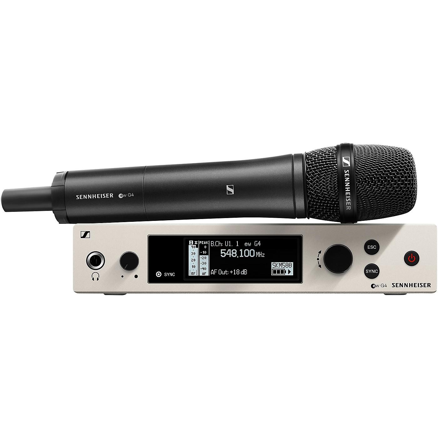Sennheiser EW 500 G4-935 Wireless Handheld Microphone System thumbnail
