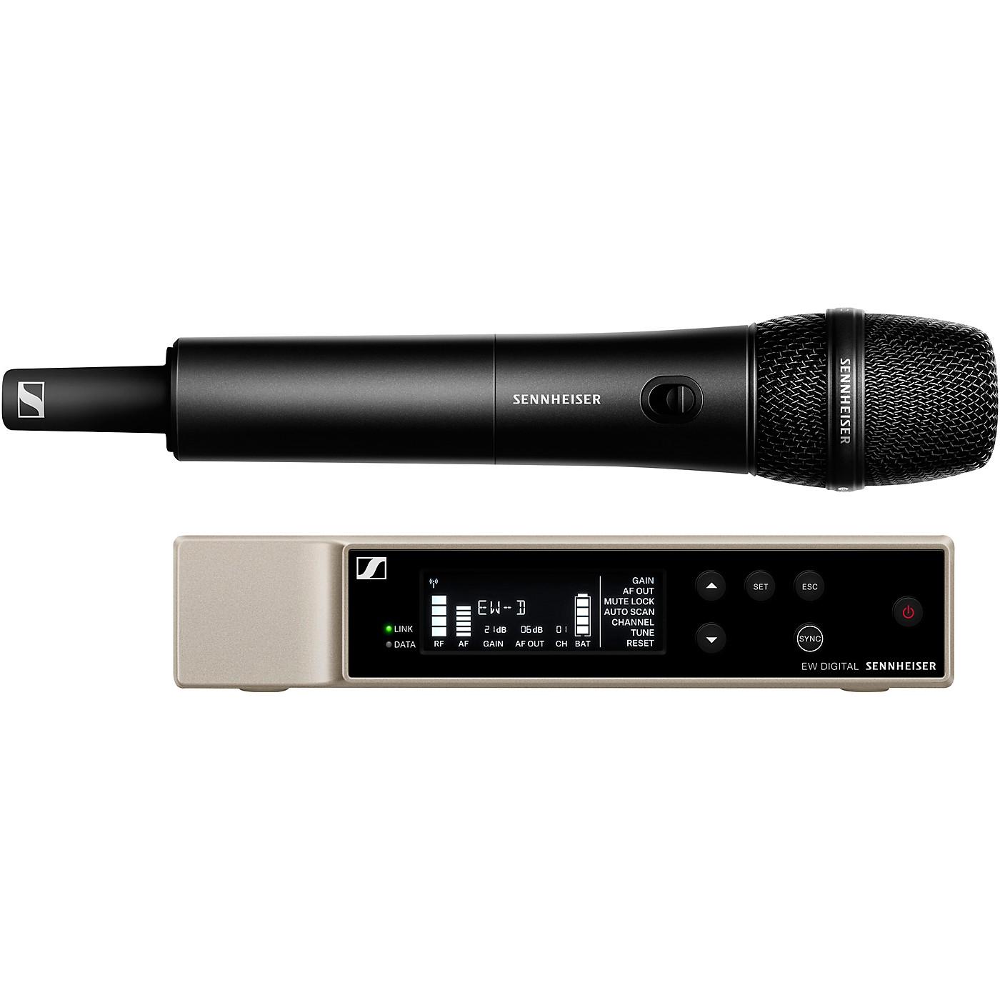 Sennheiser EW-D Evolution Wireless Digital System with 835-S Handheld Microphone thumbnail