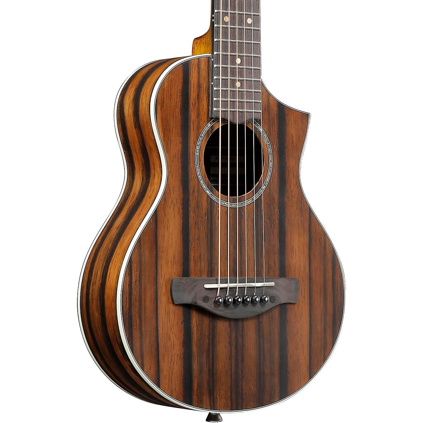 Ibanez EWP13DBO Exotic Wood Piccolo Acoustic Guitar thumbnail