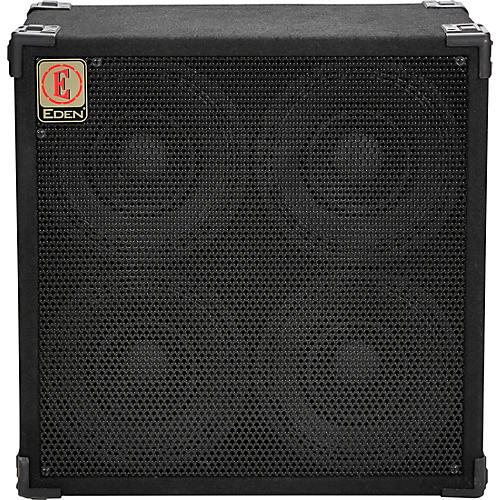 Eden EX410 SC4 400W 4x10 Bass Speaker Cabinet thumbnail