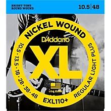 D'Addario EXL110+ XL 010 Electric Guitar Strings
