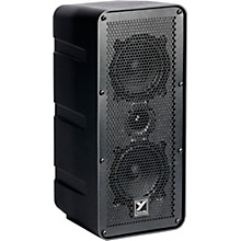 "Yorkville EXM70 Ultra Compact Dual 5"" Powered Portable PA Speaker"