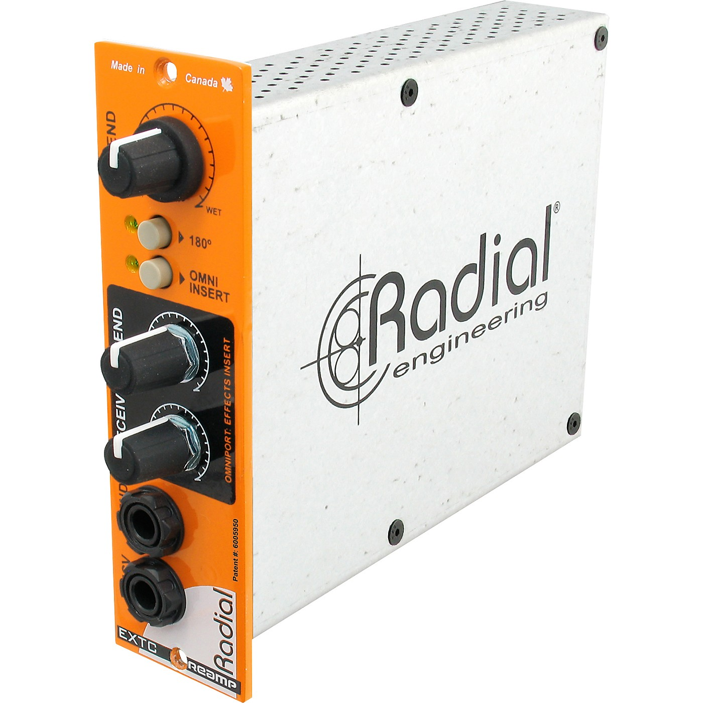 Radial Engineering EXTC 500 Reamp Guitar Effects Interface thumbnail
