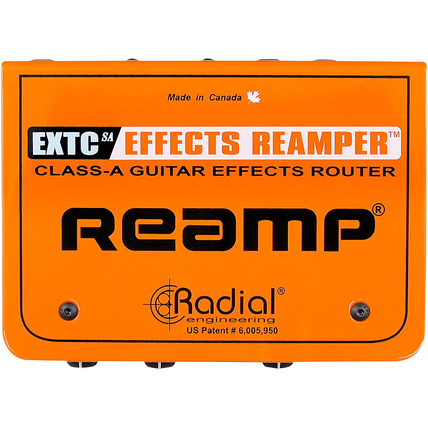 Radial Engineering EXTC SA Guitar Effects Reamp Interface thumbnail