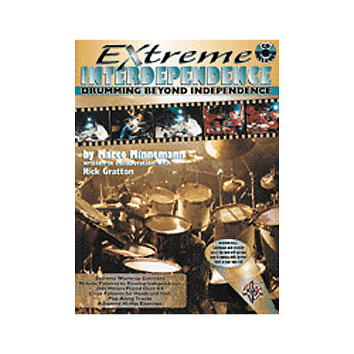 Alfred EXtreme Interdependence (Book/CD) thumbnail