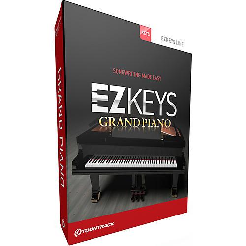 Toontrack EZ Keys Software Download thumbnail