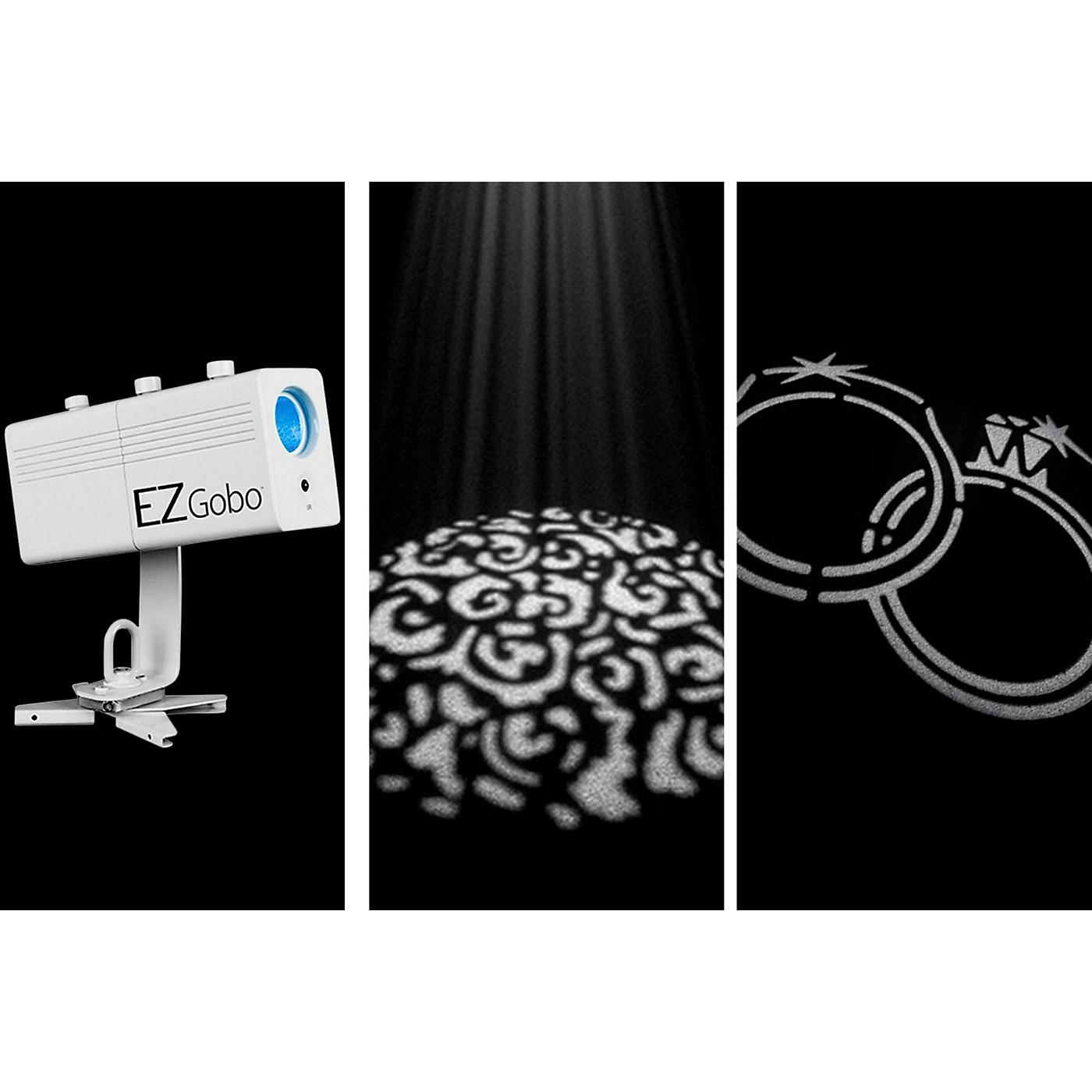 CHAUVET DJ EZGOBO LED Gobo Projection Party Effect Light thumbnail