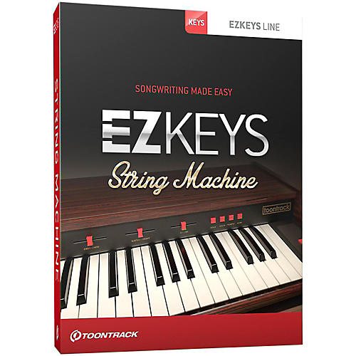 Toontrack EZKEYS String Machine thumbnail