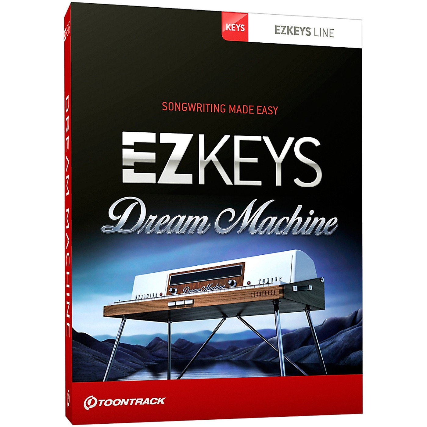Toontrack EZKeys Dream Machine thumbnail