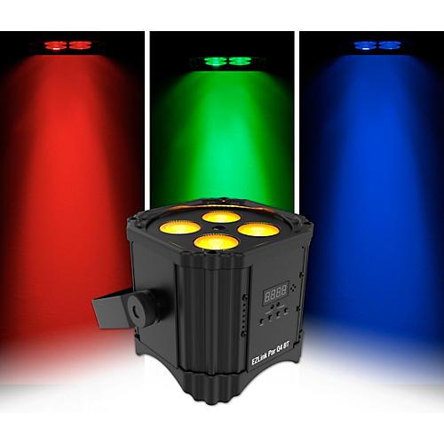CHAUVET DJ EZLink Par Q4 BT RGBA LED Wireless Wash Light with Bluetooth thumbnail