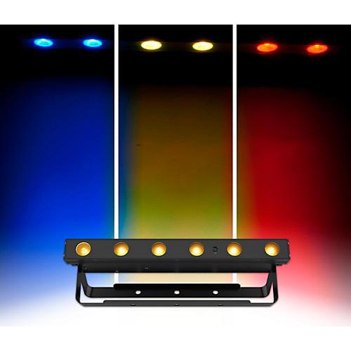 CHAUVET DJ EZLink Strip Q6 BT LED Wash Light with Bluetooth thumbnail