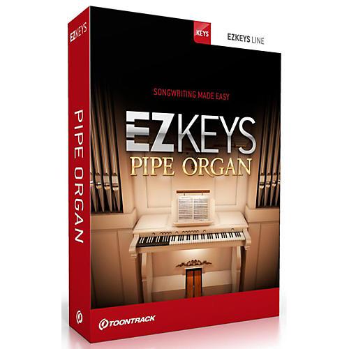Toontrack EZkeys Pipe Organ thumbnail