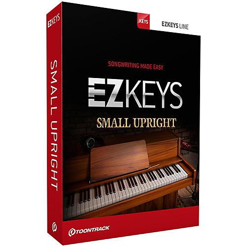 Toontrack EZkeys Small Upright Piano thumbnail