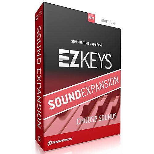 Toontrack EZkeys Sound Expansion thumbnail
