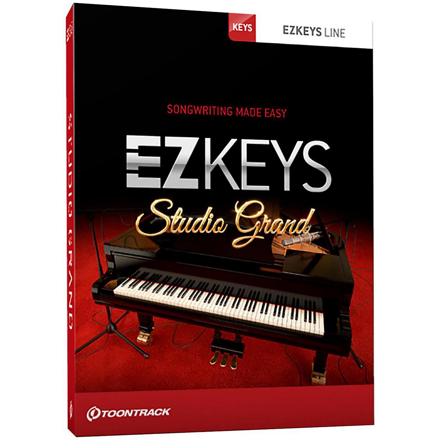 Toontrack EZkeys Studio Grand thumbnail