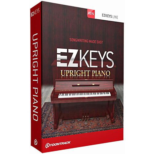 Toontrack EZkeys Upright Piano thumbnail