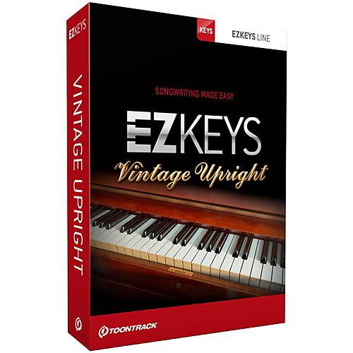 Toontrack EZkeys Vintage Upright thumbnail
