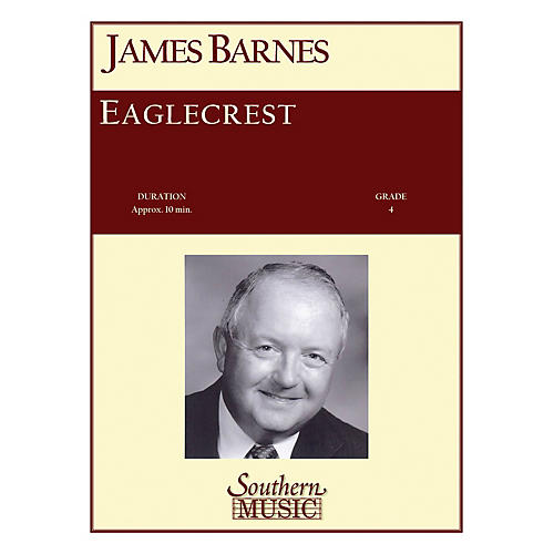 Southern Eaglecrest Concert Band Level 4 Composed by James Barnes thumbnail