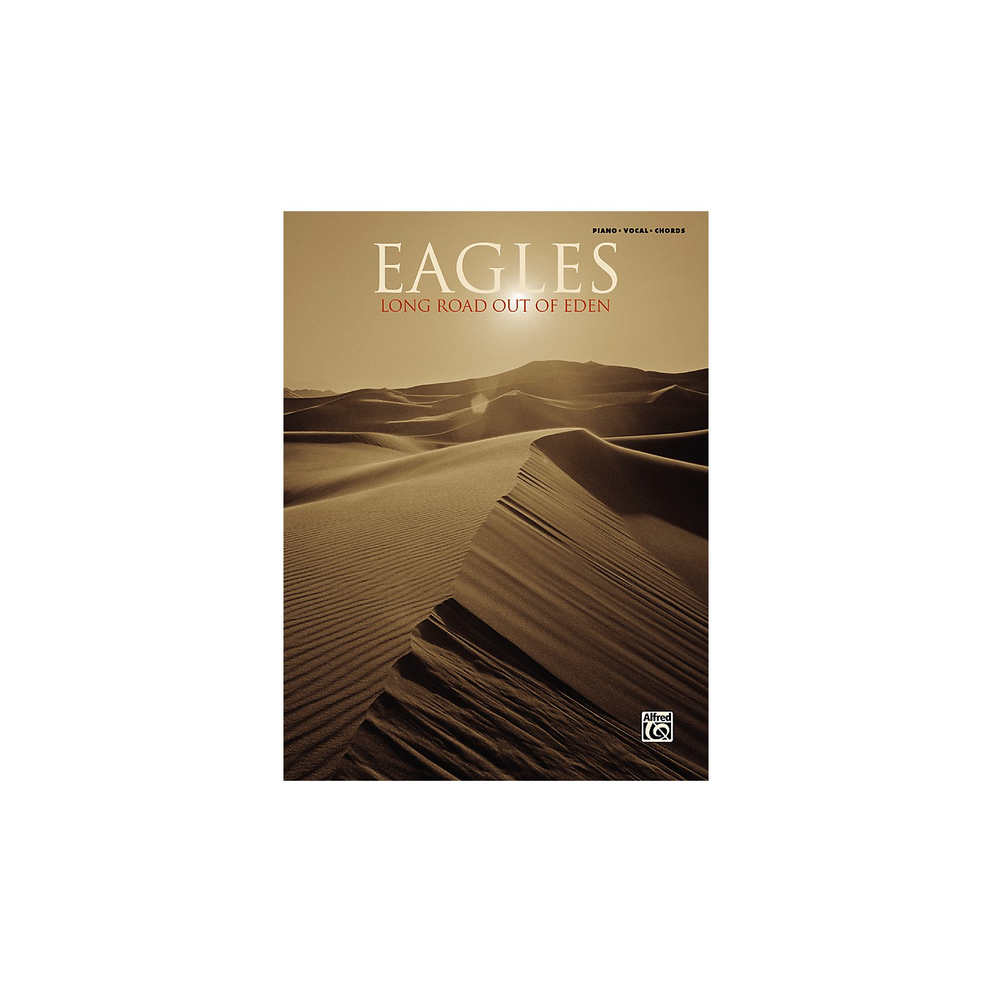Alfred Eagles - Long Road Out Of Eden Piano, Vocal, Guitar Songbook thumbnail