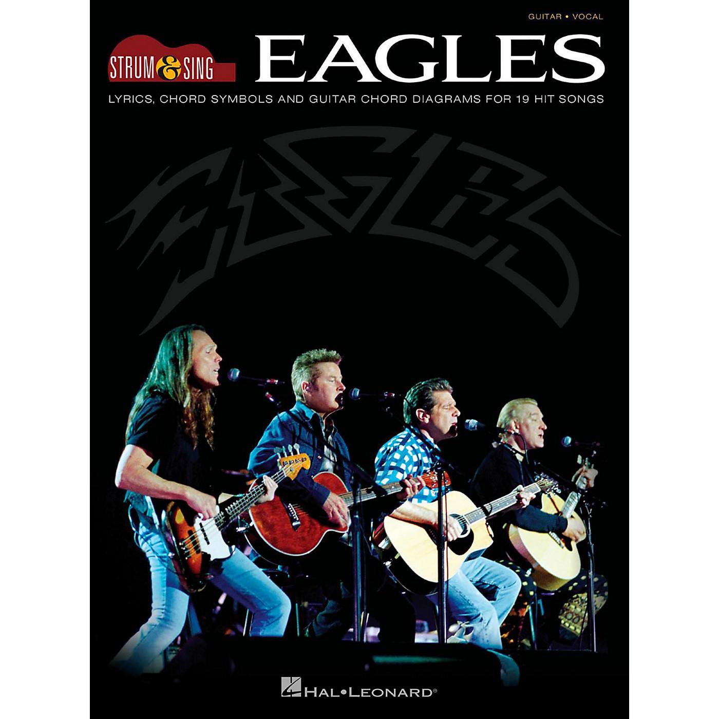 Hal Leonard Eagles - Strum & Sing Guitar thumbnail