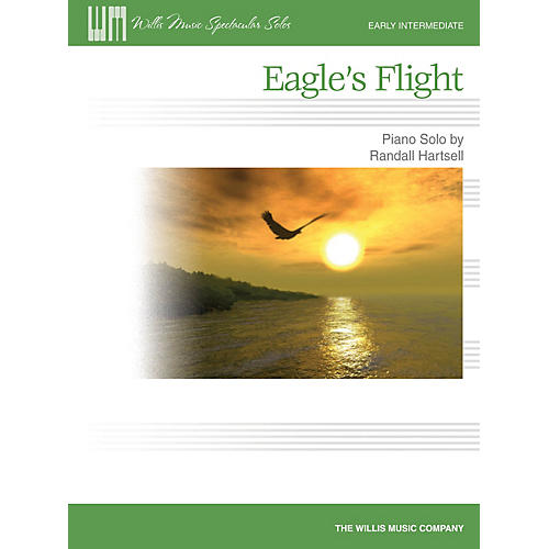 Willis Music Eagle's Flight (Willis Spectacular Solos Early Inter Level) Willis Series by Randall Hartsell thumbnail