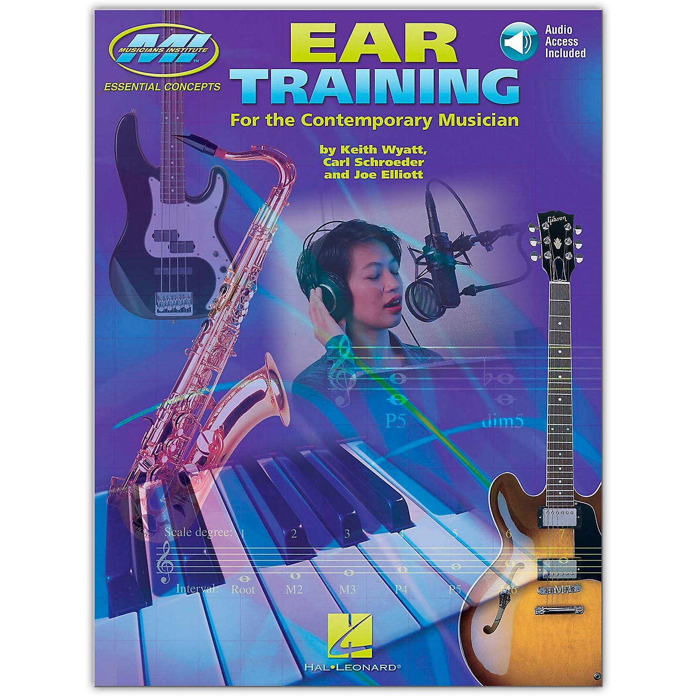 Musicians Institute Ear Training for All Musicians (Book/Online Audio) thumbnail