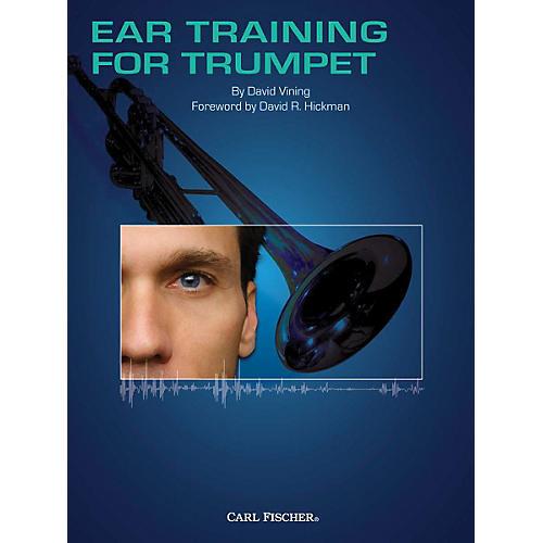 Carl Fischer Ear Training for Trumpet Book thumbnail