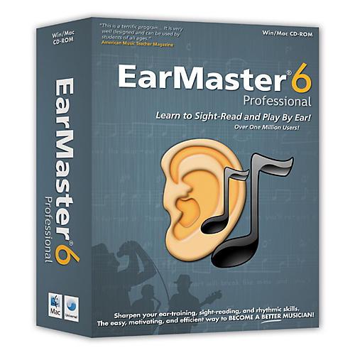 eMedia EarMaster 6 Pro CD-Rom thumbnail