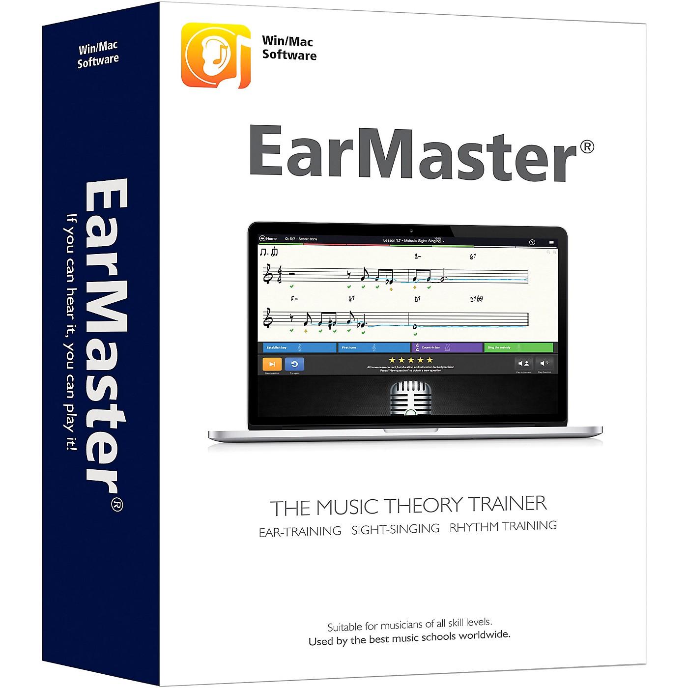 eMedia EarMaster 7 Pro thumbnail