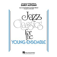 Hal Leonard Early Autumn Jazz Band Level 3 Arranged by John Berry