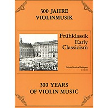 Editio Musica Budapest Early Classicism EMB Series Composed by Various