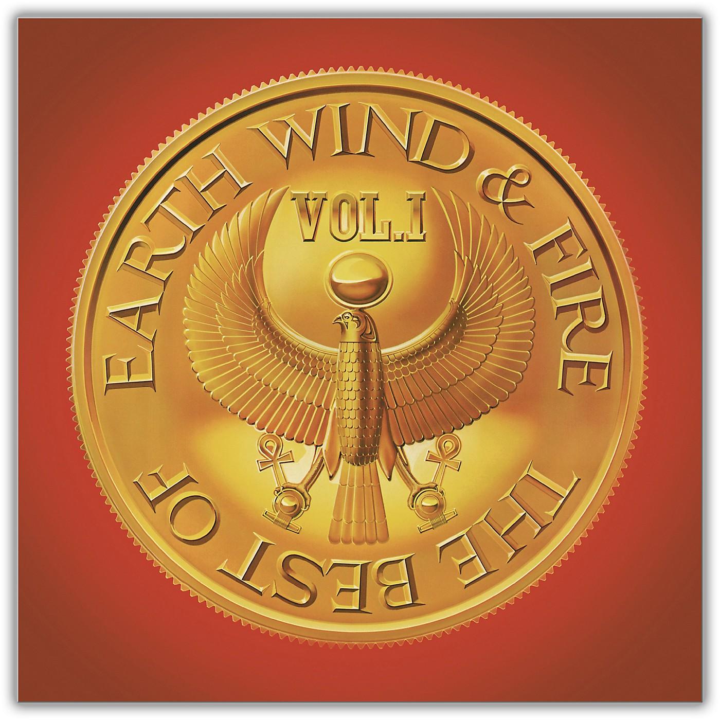 Sony Earth, Wind & Fire - Greatest Hits Vol 1 (1978) Vinyl LP thumbnail