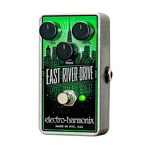 Electro-Harmonix East River Drive Overdrive Guitar Effects Pedal thumbnail