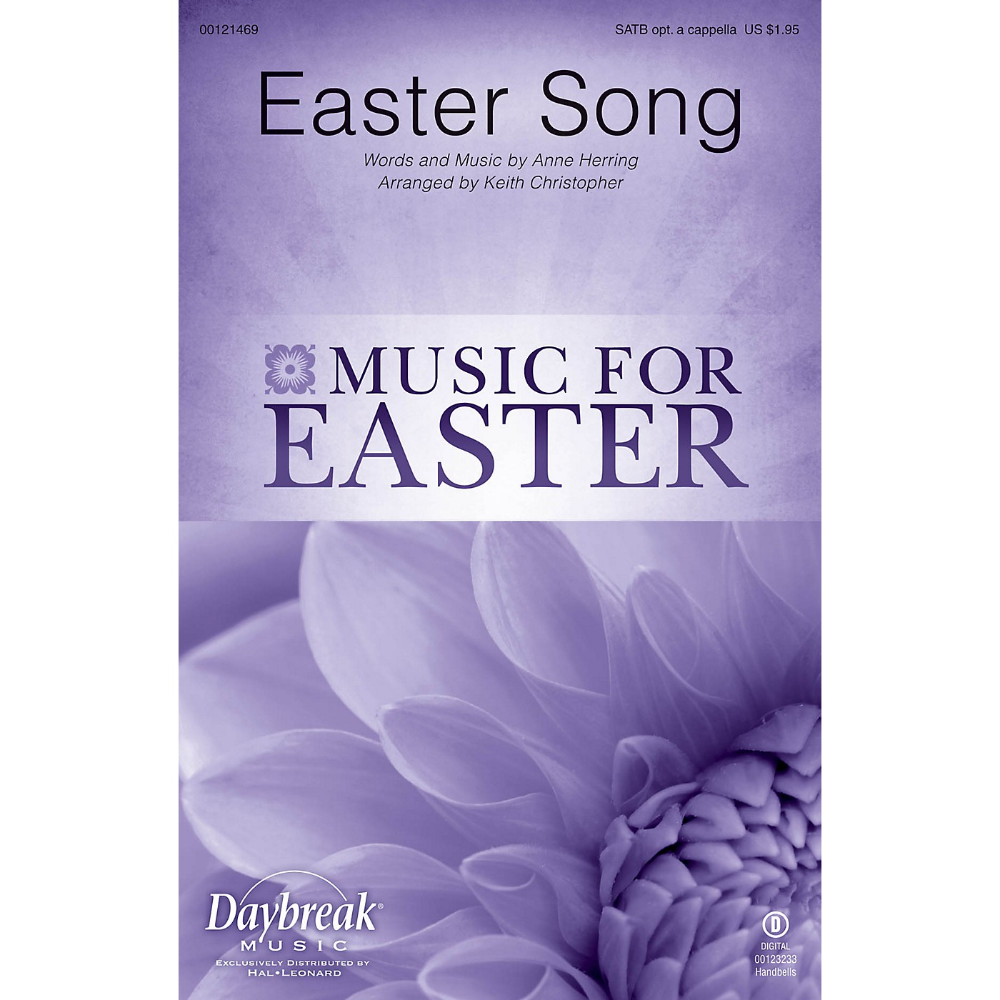 Daybreak Music Easter Song SATB by 2nd Chapter Of Acts arranged by Keith Christopher thumbnail