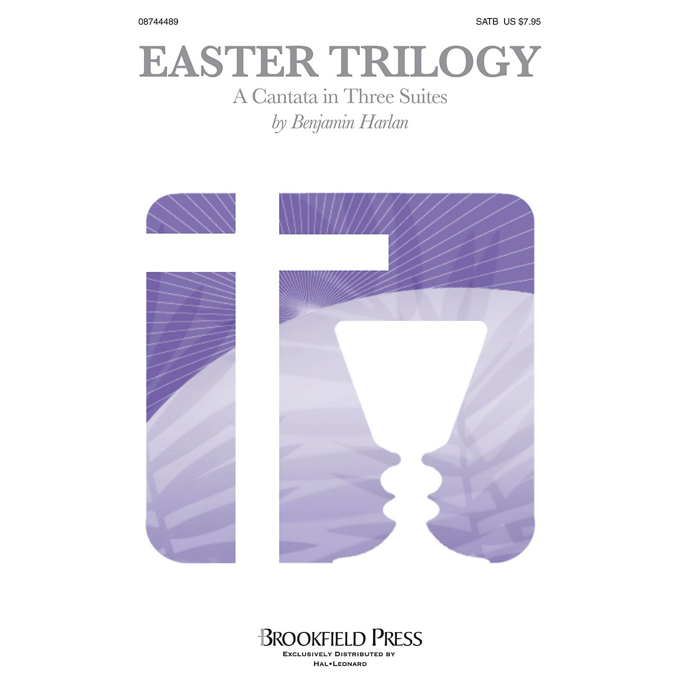 Brookfield Easter Trilogy CHOIRTRAX CD Composed by Benjamin Harlan thumbnail