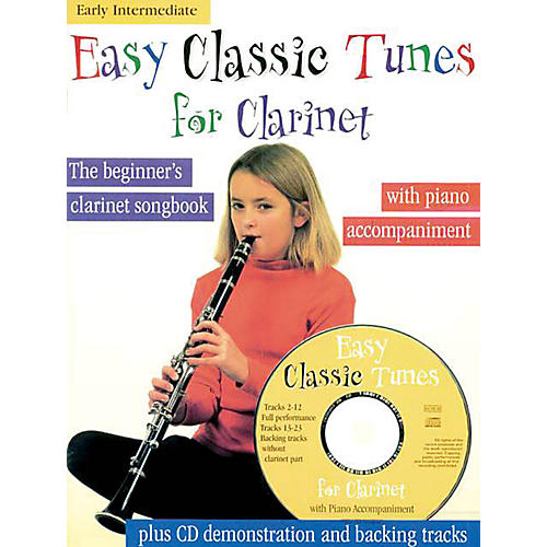 Music Sales Easy Classic Tunes for Clarinet Music Sales America Series thumbnail