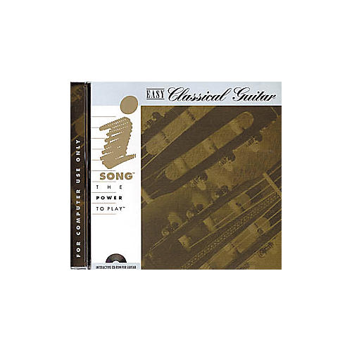 Isong Easy Classical Guitar (CD-ROM)-thumbnail