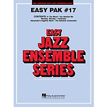 Hal Leonard Easy Jazz Ensemble Pak 17 Jazz Band Level 2 Arranged by Jerry Nowak