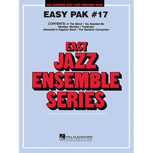 Hal Leonard Easy Jazz Ensemble Pak 17 Jazz Band Level 2 Arranged by Jerry Nowak thumbnail