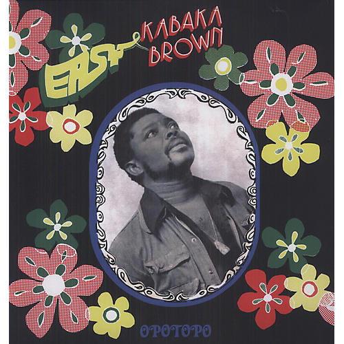 Alliance Easy Kabaka Brown - Opotopo thumbnail