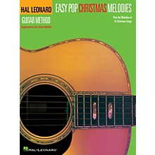 Hal Leonard Easy Pop Christmas Melodies (Book Only) Guitar Method Series Softcover Performed by Various