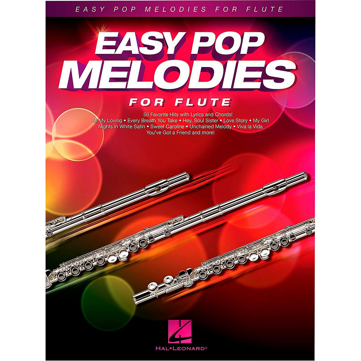 Hal Leonard Easy Pop Melodies For Flute thumbnail