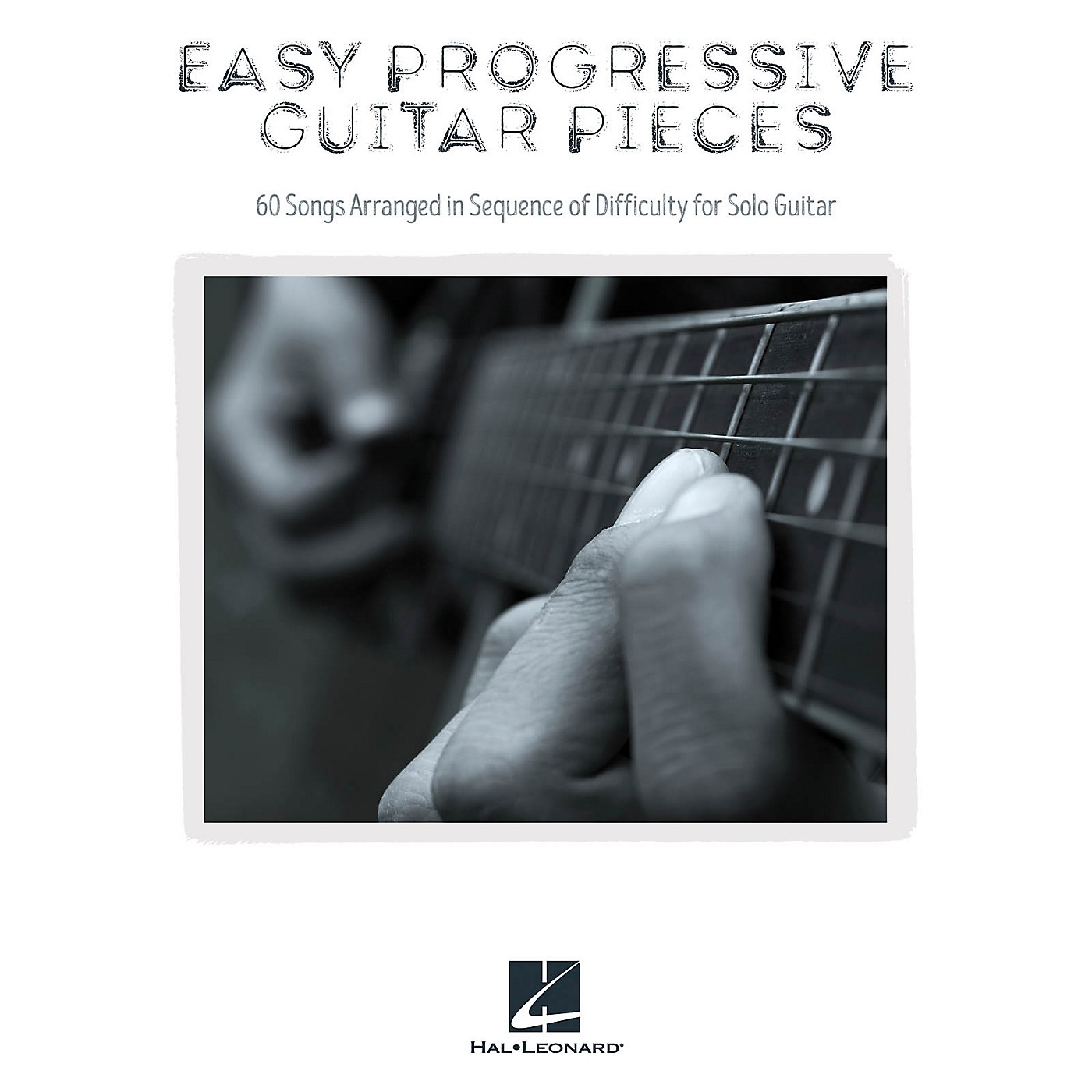 Hal Leonard Easy Progressive Guitar Pieces Guitar Solo Series Softcover Performed by Various thumbnail