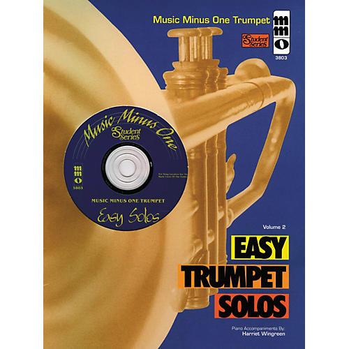 Hal Leonard Easy Solos Trumpet Student Vol2 thumbnail