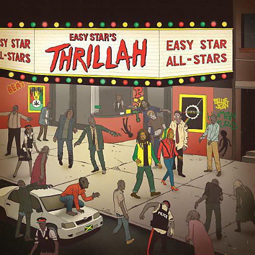 Alliance Easy Star All-Stars - Easy Star's Thrillah thumbnail