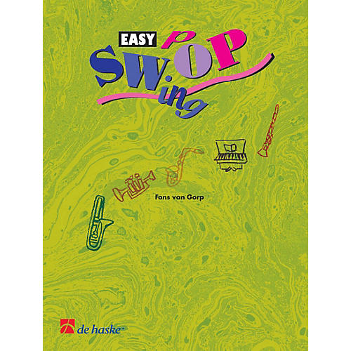 Hal Leonard Easy Swop Bk. 6: Bari./euph. T.c. & B.c. Concert Band thumbnail