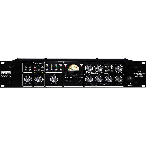 TL Audio Ebony A2 Tube Stereo Processor thumbnail